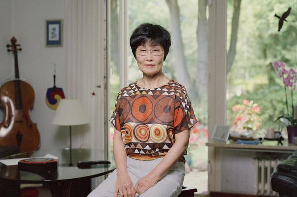 Porträts koreanischer Krankenschwestern in Deutschland