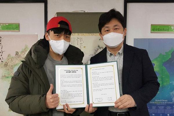Gegen die Geschichtsverdrehung: Youtuber Choi Soo-hun