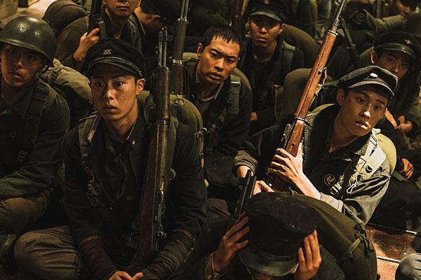 《长沙里:被遗忘的英雄们》(장사리 : 잊혀진 영웅들)