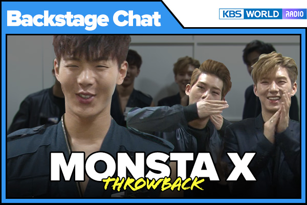 Backstage Chat Throwbacks_MONSTA X(몬스타엑스)