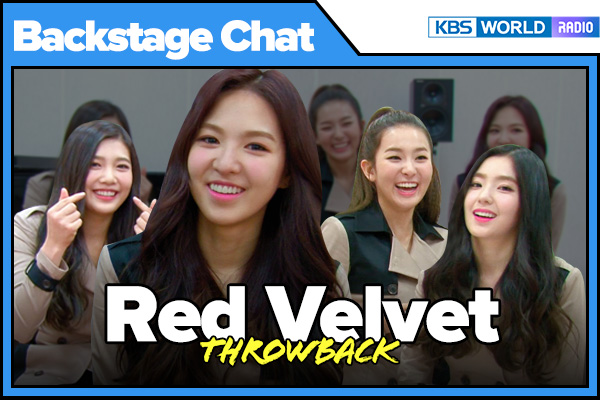 Backstage Chat Throwbacks_Red Velvet (레드벨벳)