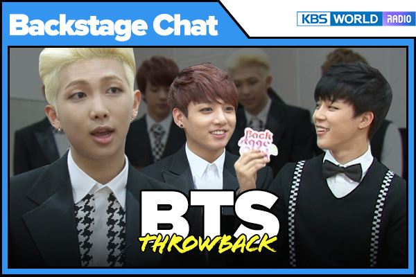 Backstage Chat Throwbacks_BTS (방탄소년단)