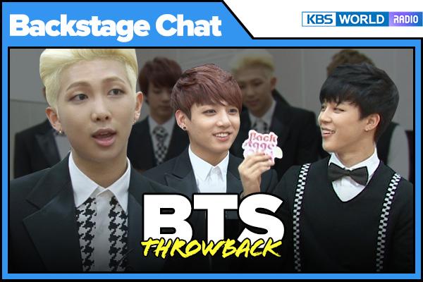 Backstage Chat Throwbacks_BTS (방탄소년단)