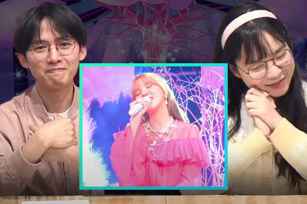 [Vietnam Reaction] 8Kpop #22 – Like Water (Wendy) 그녀의 노래는 Like water