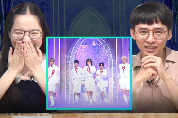 [Vietnam Reaction] 8Kpop #26 – 0X1=LOVE SONG (I Know I Love You) (TXT) 이런 눈빛 반칙이야 취향저격 모아들을 위한 노래