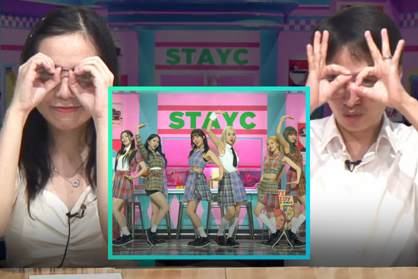 [Vietnam Reaction] 8Kpop #31 – 색안경 (Stereotype) (STAYC) 보기만해도 ✨청량미 한도초과✨