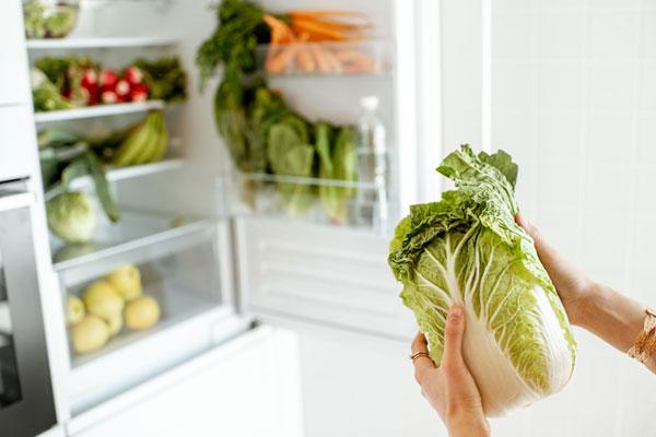 冰箱菜蔬储存清单