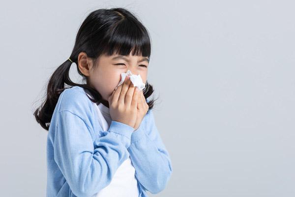 儿童要预防以下5种秋季常见疾病