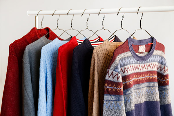 冬季过后各种衣服该如何收存