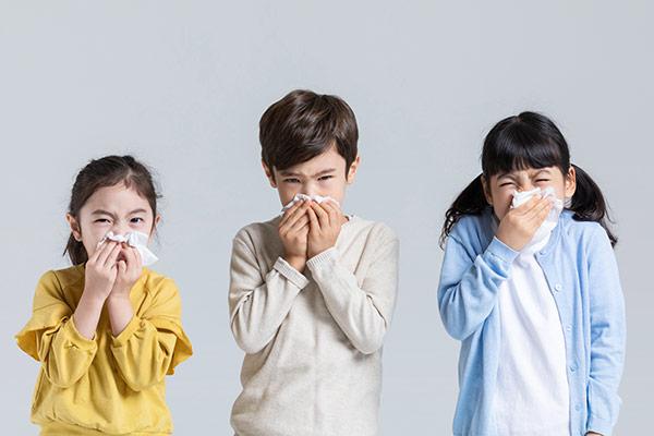 换季时节预防小儿季节病