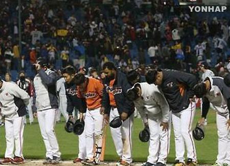 韓国プロ野球の新しい風俗図