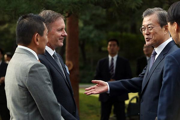 在韓ニュージーランド大使