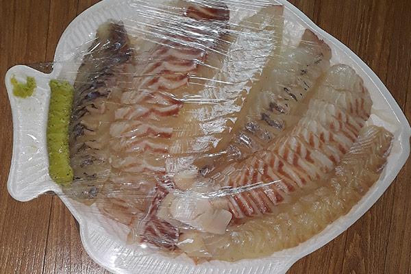 韓国の食卓の魚は
