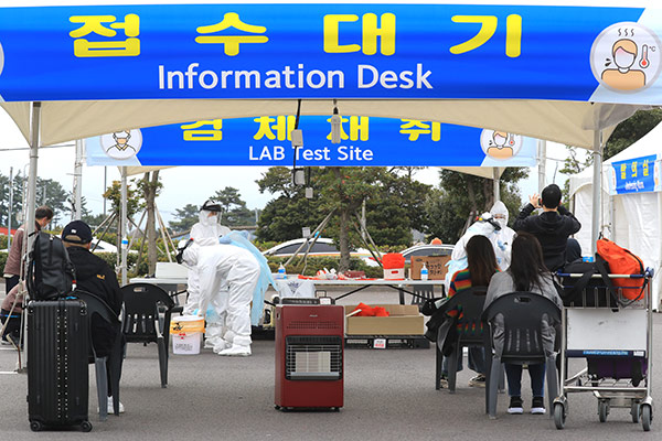 新型コロナウイルス―検査費用