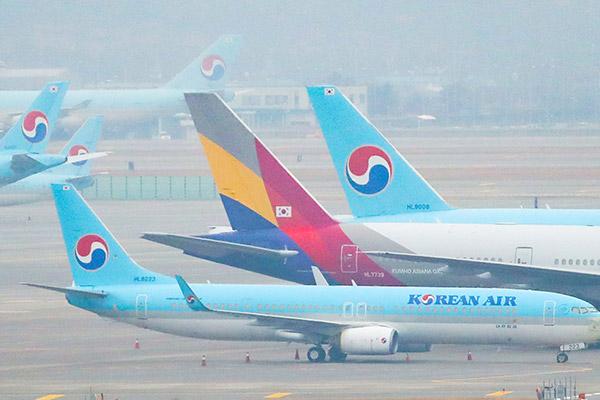 大韓航空のアシアナ航空買収