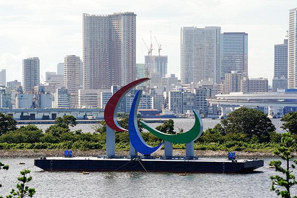 東京パラリンピック―韓国選手団