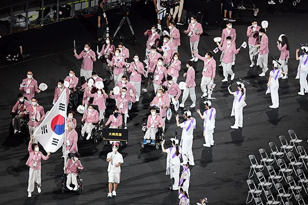 東京パラリンピック 韓国チーム総決算