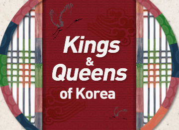 Kings and Queens of Korea