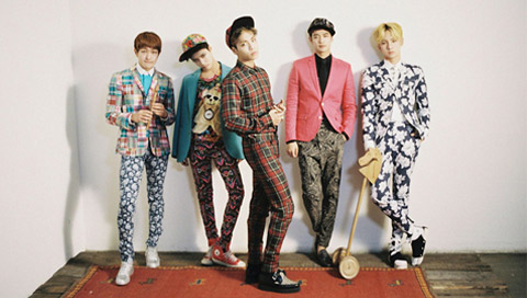 Dream BoySHINee