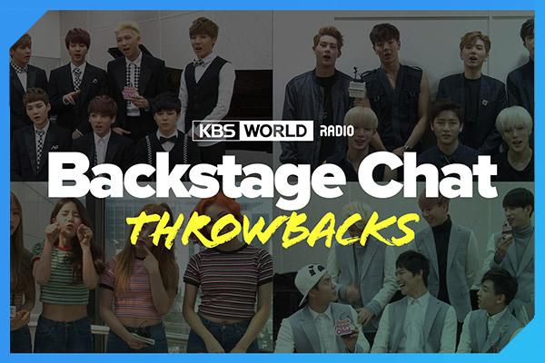 [백챗 하드털이] Backstage Chat Throwbacks_예고편