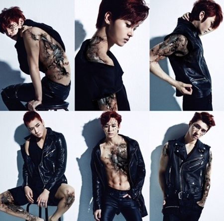 The Six Cyborgs That Have Returned: VIXX