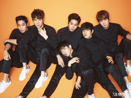The Legend, aka SHINHWA, continues!