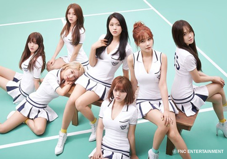 The Heart Attack-Inducing 7 Angels of AOA