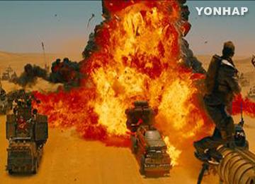 '매드 맥스' 개봉 11일만에 관객 200만명 돌파
