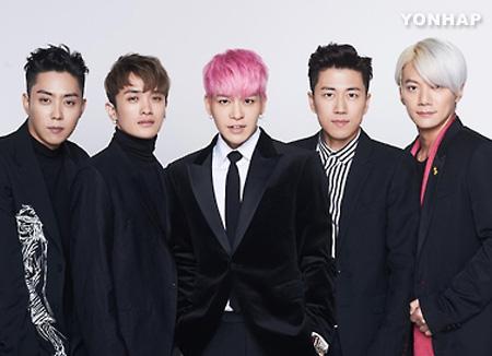 데뷔 20주년 젝스키스, 4월 말 기념 전시회 연다