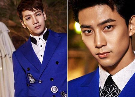 2PM 준케이·옥택연, 김태우 정규앨범 피처링 합류