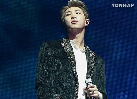 방탄소년단 RM, 美 록밴드 폴아웃보이 싱글에 피처링