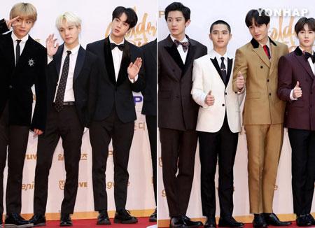 1억 스트리밍 돌파 12곡…방탄·엑소, 앨범 총판매량 각 200만장