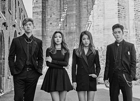 혼성그룹 카드, 아시아 투어 성료…4월 인니·호주서 추가공연