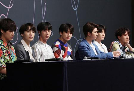 방탄소년단 3집, 발매 첫주 판매량 100만장 돌파