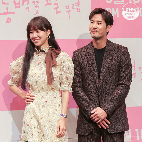 « When the Camellia Blooms », une série télévisée diffusée tous les mercredi et jeudi sur KBS 2TV