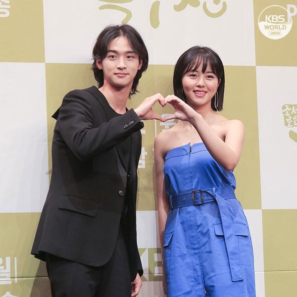 "KBS 2TV 월화드라마 ""조선로코-녹두전"""