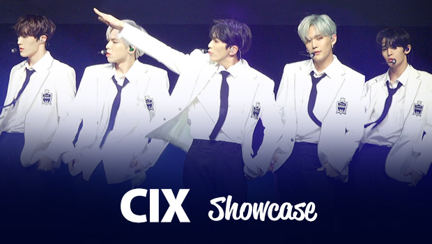 "Showcase CIX ""Numb"""