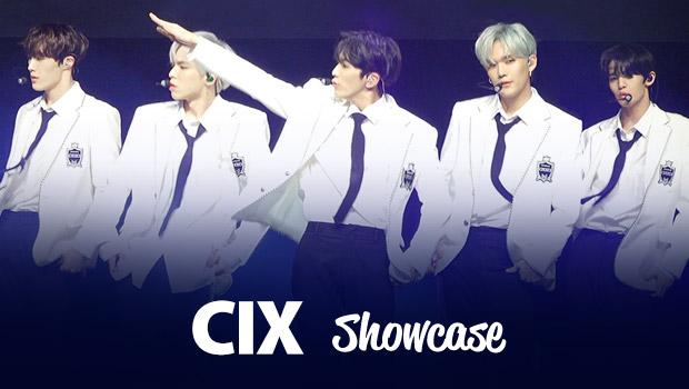 عرض فرقة CIX بعنوان