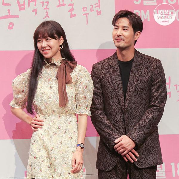 KBS 2TV 水木ドラマ「椿の花咲く頃」