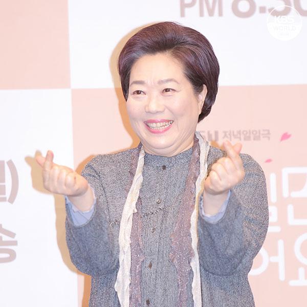 KBS 1TV 連続ドラマ「花道だけ歩きます」