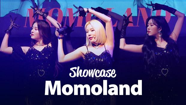 Showcase : « Thumbs Up » de Momoland