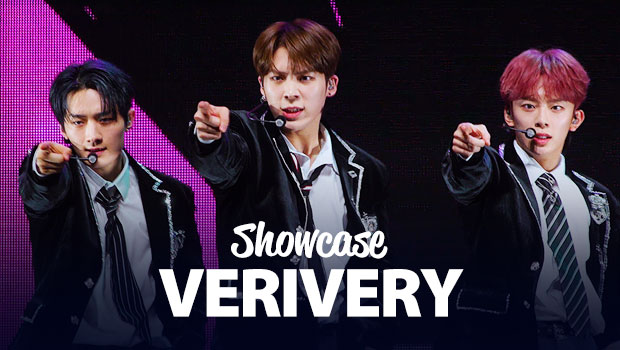 Шоукейс группы VERIVERY «Lay Back»