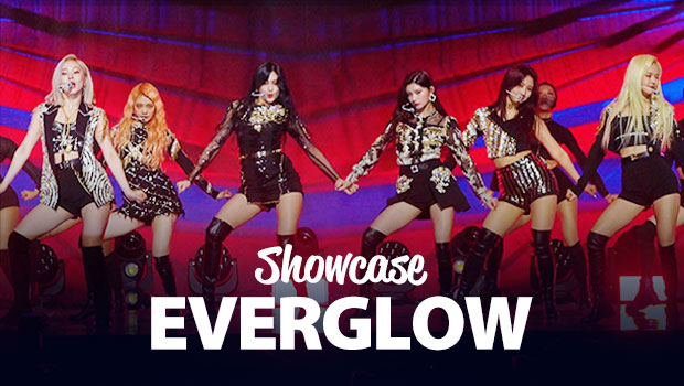 Showcase de EVERGLOW: 'DUN DUN'