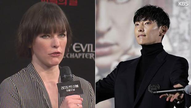 Ли Чжун Ги дебютирует в Голливуде