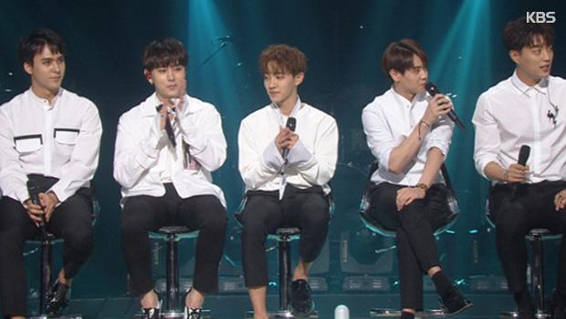 Пять бывших участников 'BEAST' представили новое название группы - 'Highlight'!