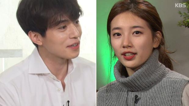 У актрисы Су Чжи и актёра Ли Дон Ука начался роман!