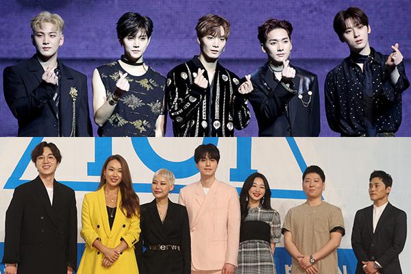 Возвращение группы NU'EST и актёр Ли Дон Ук стал новым продюсером музыкального проекта Produce X101