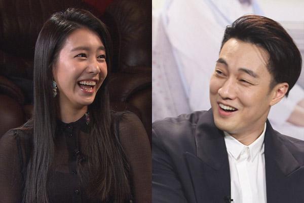 Актер Со Чжи Соп и телеведущая Чо Ын Чжон: любви все возрасты покорны