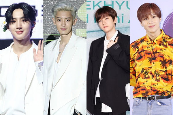 K-pop артисты отдают свой долг Родине