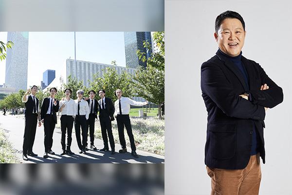 Группа BTS о своем участии в заседании ООН